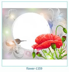 flower Photo frame 1359