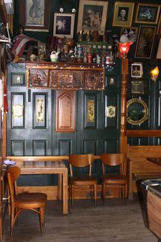 Pubs - Bars - Taverns Archives - Page 7 of 7 - The Adirondack Almanack Irish Pub Interior, Irish Pub Decor, Lobby Interior, Bar Interior, Interior Design Living Room, Pub Bar, Cafe Bar, Home Pub, Pub Design