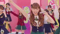 AKB48 CM ぷっちょ TVCM1&2 ぱるる こじはる 未唯 曲 永遠プレッシャー