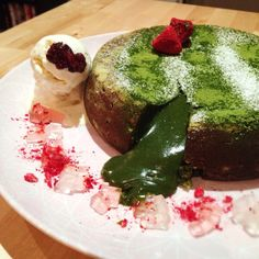 Giant Matcha Fondant Recipe | Get Your Own Boutique Organic Matcha Today: http://amzn.to/262rVnp