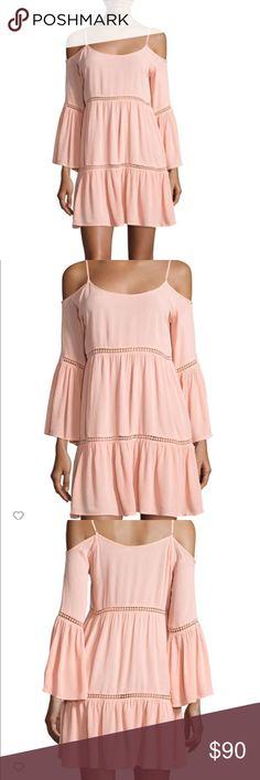 Adorable, peach and flowy sundress Adorable, peach and flowy sundress Ciranna Dresses