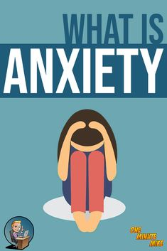 What is ANXIETY? Things You Didn't Know About ANXIETY - ONE MINUTE MIKE  #gmnovacreations #anxiety #whatisanxiety #anxietydisorder