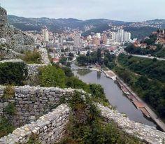 Serbia Uzice city
