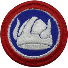 47th Infantry Division Class A Patch