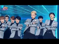 【TVPP】EXO - Sorry Sorry (Super Junior), 엑소 - 쏘리 쏘리 (슈퍼주니어) @ 400th Speical Show! Music Core Live - YouTube