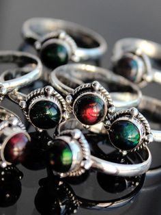 The World's Eye Welo Opal Ring