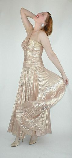 Hardy Amies early 70s gown | Flickr - Photo Sharing!