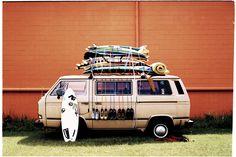 Surfvan -Trent Mitchell Photography