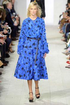 Michael Kors Collection, Look #6