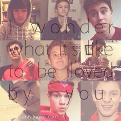 MAGCON i don't know who made this edit, but the person who made this is totally a genius ❤️