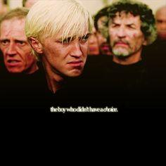 Uhh.. This is sad. I love Draco.