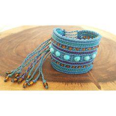 #ethnic #macrame #bracelet #mucaro