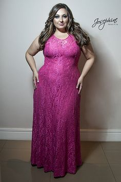 Plus Size - Josephine Noivas & Cia - A fina arte da perfeição