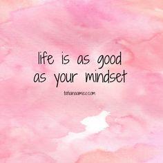 #TatiTip #mindset | tatianaamico.com