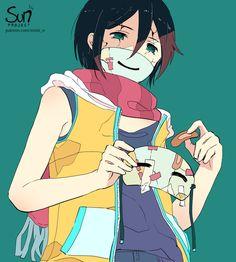 Anime Crying, Sad Anime, Dark Art Illustrations, Illustration Art, Image Triste, Image Princesse Disney, Sun Projects, Anime Triste, Sad Drawings