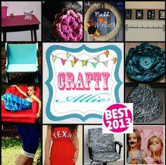 Crafty Allie's Best of 2013