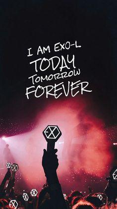 I love EXO FOREVER