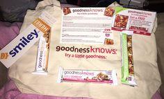 goodnessknows yummy! #GotItFree #Smiley360