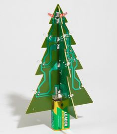 Motherboard Xmas Tree-Charles would think this is totally cool. He would love it