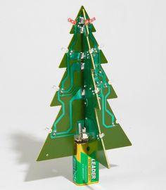Motherboard Xmas Tree - $18
