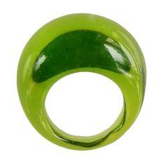 BOMBINO murano glass DOME rings