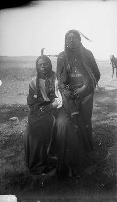 Comanche men – 1892