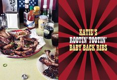 What Katie Ate: Katie's Root' Tootin' Baby Back RIbs... made with Coca Cola!