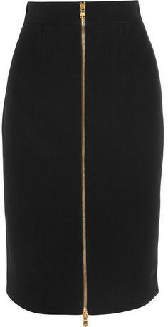Alexander McQueen Crepe pencil skirt • Alexander McQueen • $410.00