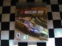 Nascar the game 2011 for ps3 anybodybutthe48 dingehet497 susan3mzp