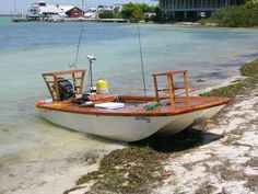 Funky Wooden Boston Whaler - 602466 - Page: 1