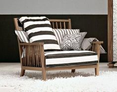 Gray 01 Armchair by Paola Navone for Gervasoni