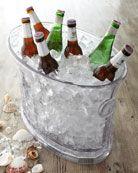 acrylic party tub