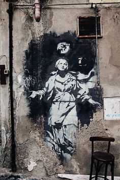 Zilda - Street Art in Naples, Italy
