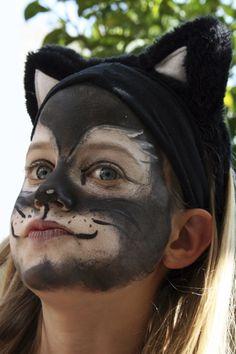 maquillaje para disfraz de pantera negra - Buscar con Google