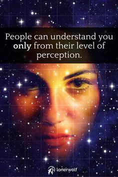 Perception, beliefs, projection ... it's all in the mind ...