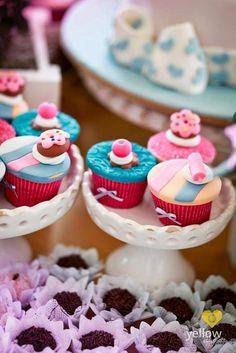 Cupcakes Confeitaria