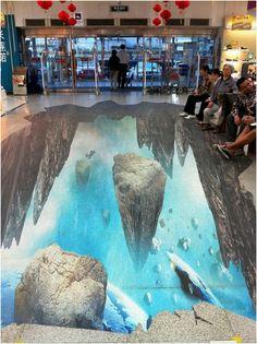 Floating Underground