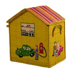 Toy Storage Box / Rice DK