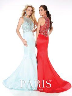 Paris - 116791 - Sizes: 0-20Colors: Red, Blue