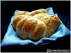 Petits pains au fromage blanc et yaourt - A l'orée des douceurs