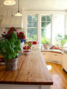 Country Living Kitchen. Exhaust fan