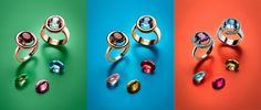 POIRAY, la maison des miracles Comment ne pas succomber ? Poiray ou l'art de la métamorphose… La suite à lire sur le site #bijoux #joaillerie #jewelry #gold #stone #precious