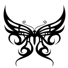 Much Ado About Nothing: ~*FREE* special 1 piece tattoo butterfly SVG~