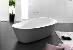 Design Mobel – Almond Badewanne von Systempool: Neudefinition Entspannung