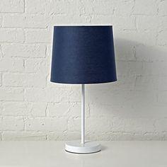 MixMatchWHTableBasedBLShadeOffHS17 Grey Table Lamps, Table Lamp Shades, Table Lamp Base, Lamp Bases, Gold Floor Lamp, Floor Lamp Base, White Floor Lamp, Blue Lamp Shade, Home Interior