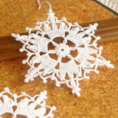 Find More Christmas Information about Crochet snowflakes Winter decorations Crochet ornaments crocheted snowflake Handmade ornaments Home decor for Christmas 12pcs,High Quality ornament,China ornamental curtain Suppliers, Cheap decorative ornament tree from Physical picture 100% on Aliexpress.com