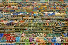 Andreas Gursky biography - Born in Andreas Gursky is a recognized visual artist from Germany famous for large format landscape and architecture color photography, often Andreas Gursky, Israel Food, Expiration Dates On Food, Food Shelf Life, Long Shelf, Cupons, Agriculture Biologique, Walmart, Survival Food