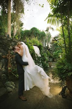 This Haiku Mill Wedding in Maui is the Definition of Enchanting --- Anna Kim Photography