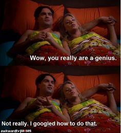 Googled it - Big Bang Theory
