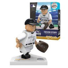 Trevor Story Colorado Rockies OYO Sports Player Minifigure - $9.99